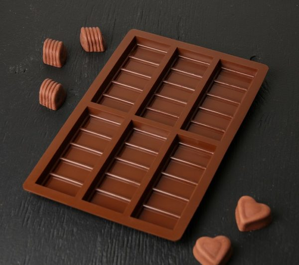 Форма для шоколадных плиток (16)