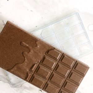 Форма для шоколада «Аппетитная плитка» 22