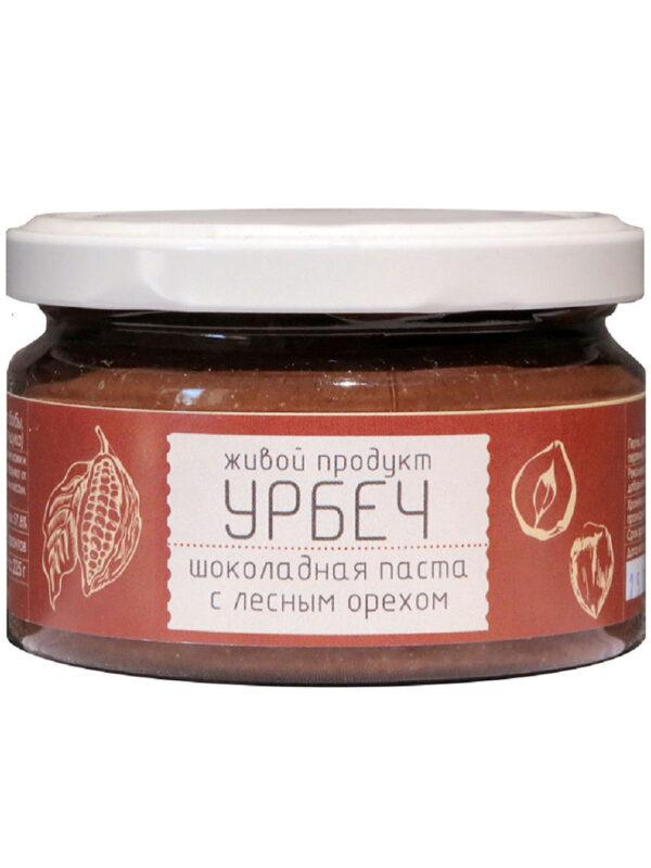 Урбеч из какао-бобов и фундука