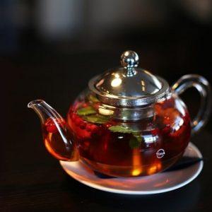 Черный чай с гуавой