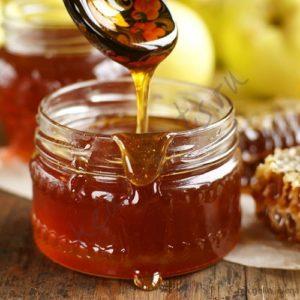 Натуральный мед с пасеки 1000 г